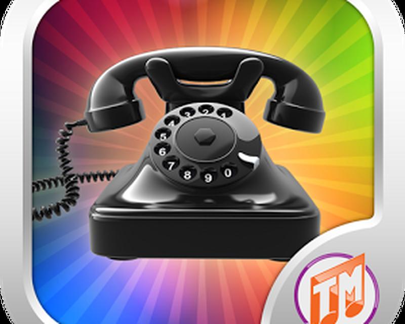 Скачать рингтон старый телефонный звонок
