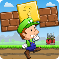 Super Louis Jungle Adventure apk icon