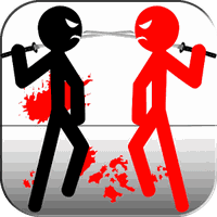 Ícone do apk Stickman Street Fighting