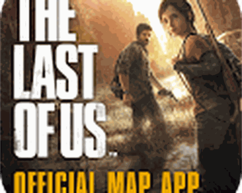The Last of Us Map App Android - Free Download The Last of ...