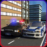 APK-иконка Полиция погоня Машина Побег 3D