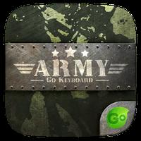 Army GO Keyboard Theme & Emoji icon