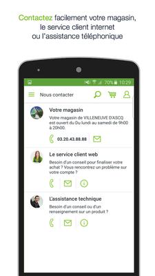 Leroy Merlin Android Télécharger Leroy Merlin Gratuit