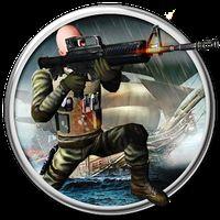 Ada Sözleşme Shooter APK Simgesi