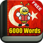 Learn Turkish Vocabulary - 6,000 Words 5.38