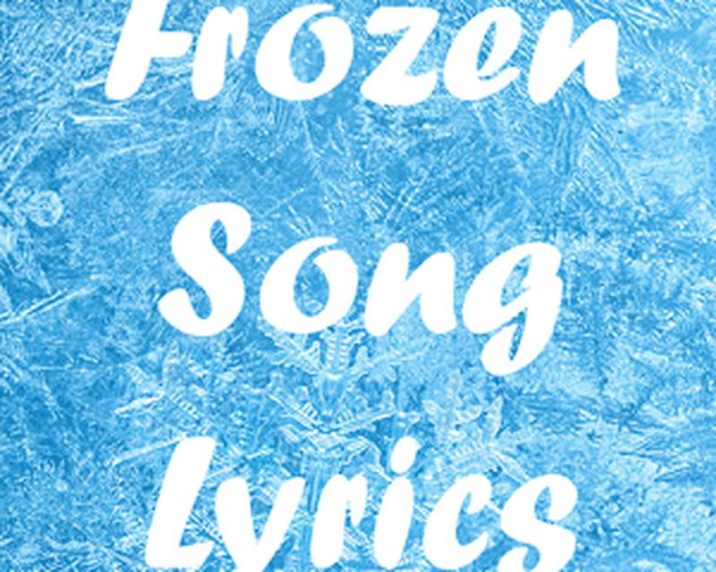 Lyric frozen songs lyrics : Frozen Song Lyrics Android - Free Download Frozen Song Lyrics App ...