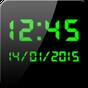 デジタル時計 ウィジェット