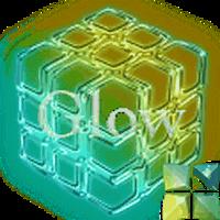 Glow Next Launcher 3D Theme icon