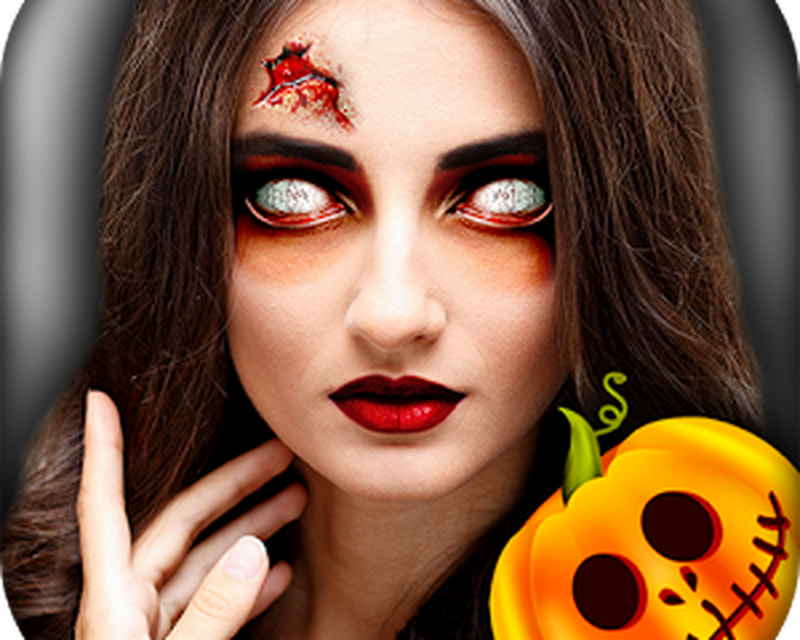 Halloween Photo Editor Scary Makeup Apk Free Download App For Android