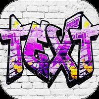 Graffiti Yazı Yazma - Fotoğraf Düzenleyici APK Simgesi