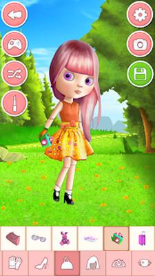 Juegos De Vestir Munecas 1 2 Android Descargar Gratis