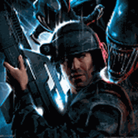 Ícone do Aliens Colonial Marines Tema