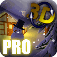 Icono de Winter Snow in Gyro 3D Pro