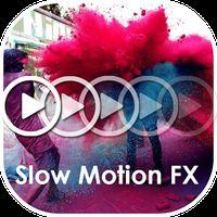 Slow Motion Video FX Camera APK icon