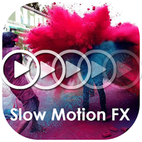 Slow Motion Video FX Camera APK icon