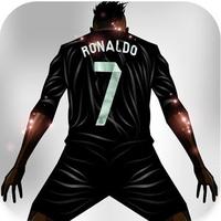 Ícone do apk papel de parede de futebol