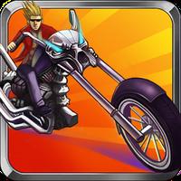 Icône de Racing Moto
