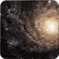 Galactic Core Live Wallpaper Simgesi