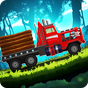 Forest Truck Simulator: Offroad & Log Truck Games  APK