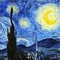 Van Gogh Notte Stellata gratis 1.1 APK