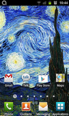 Scarica Lapk Di Van Gogh Notte Stellata Gratis 11 Gratuitamente