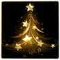 2017 & Gold Christmas Theme 3.81