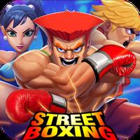 Ícone do apk Super Boxe Campeão: Street Fighting