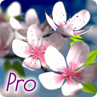 Icono de Spring Flowers 3D Parallax Pro
