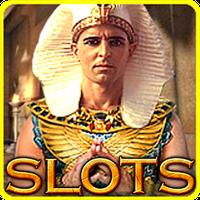 Egypt Casino Slot Machine Game Simgesi