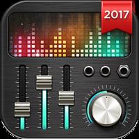 Ícone do Equalizador de som - músicas