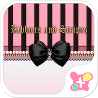 Ícone do Cute Theme Ribbons and Stripes