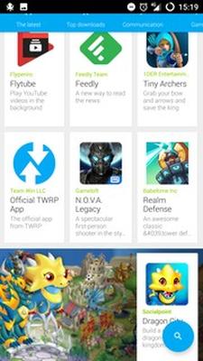 Descargar Uptodown Android v3 55 gratis APK Android