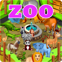 Girls Fun Trip - Animal Zoo Game apk icon