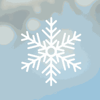 XPERIA™ Winter Snow Theme icon