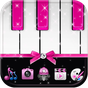 Pink Theme Pink piano