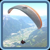 Paragliding Live Wallpaper