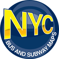 Ícone do apk NYC Bus & Subway Maps
