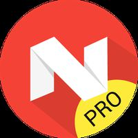 N Launcher Pro - Nougat 7.0 Simgesi