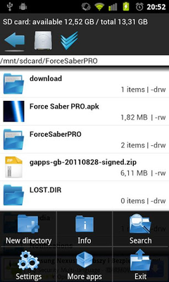 Download Fast File Manager 0 61 free APK Android