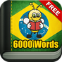 Learn Brazilian Portuguese Vocabulary - 6000 Words 5.31