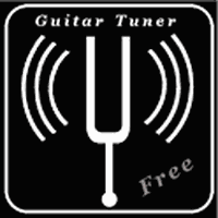 Free Guitar Tuner apk icon