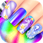 Rainbow Unicorn Nail Beauty Artist Salon 1.1 APK