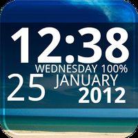 APK-иконка Digi Clock Widget