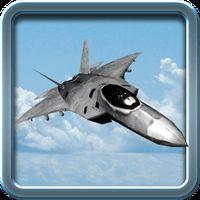 Raptor Run – 3D fighter plane apk icon