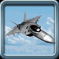 Raptor Run - 3D savaş uçağı APK Simgesi