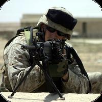 Ícone do Tiro Sniper