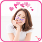 Heart Crown Cat Sticker 1.2