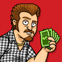 Trailer Park Boys Greasy Money icon