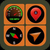 Ícone do Ferramentas GPS
