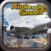 3D Uçak Flight Simulator Fly Simgesi
